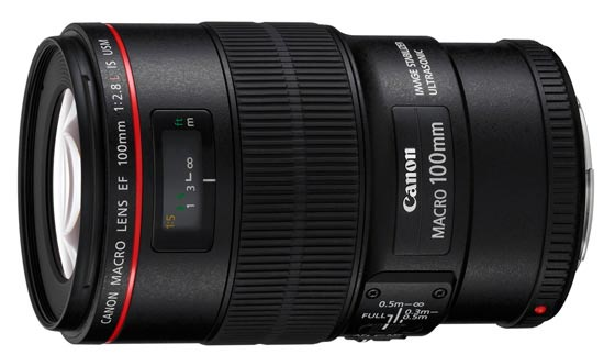 Canon EF 100mm f/2,8 L IS USM Macro